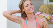 Denise Richards fights with Charlie Sheen, the 2013 Christmas Grinch