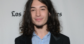 Ezra Miller v Grant Gustin: The battle of The Flash heats up