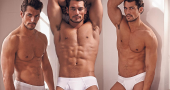 David Gandy opens up about his insecurities