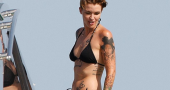 Ruby Rose waiting for release of new movie The Meg